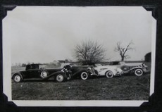 1956 Auburn Cord Duesenberg Club Meet, Avon, Pennsylvania
